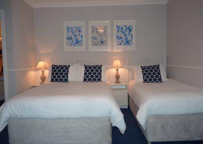 Room 1 - Triple Room
