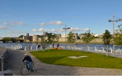 Nearby Walks: The Three Bridges walking route in Limerick