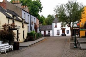 Bunratty Folk Park Street